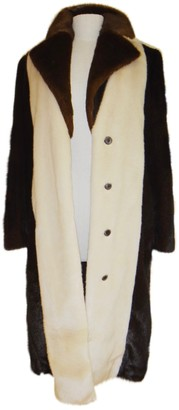 Edun Multicolour Faux fur Coat for Women