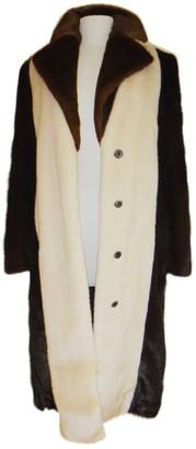 Edun Multicolour Faux fur Coats