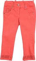 MICROBE Denim pants - Item 42479728