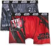 Star Wars Men's boxer Boxer Shorts Pack of 2,XXL