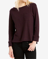 Levi's Ada Cotton Striped T-Shirt