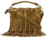 Saint Laurent small 'Emmanuelle' bucket bag