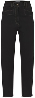 Theavant Melanie Jeans In Black
