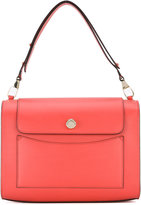 Emporio Armani structured shoulder bag - women - Calf Leather - One Size