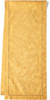 "Sferra Plume Jacquard 90""L Table Runner"