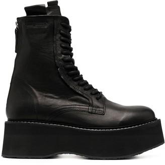 Cinzia Araia Chunky Platform Boots