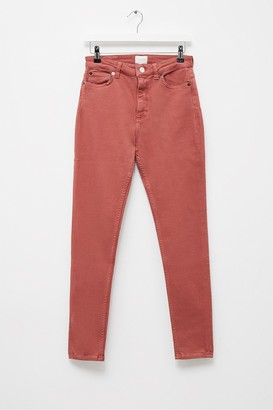 French Connection Organic Cotton 30 Inch Skinny Jeans