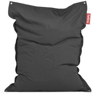 Fatboy Original Floatzac Large Sunbrella Outdoor Friendly Bean Bag Lounger Upholstery Color: Charcoal