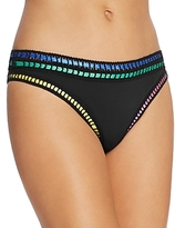 LaBlanca La Blanca Threading Along Hipster Bikini Bottom