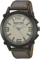 Kenneth Cole Reaction Men's 10030950 Sport Analog Display Japanese Quartz Grey Watch