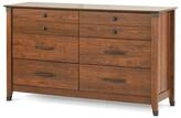 Child Craft Redmond 6 Drawer Double Dresser