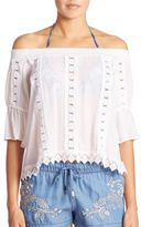 OndadeMar Miranda Off-The-Shoulder Blouse