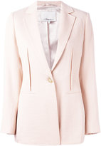 3.1 Phillip Lim single-breasted blazer - women - Polyester/Viscose - 6