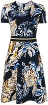 Stella McCartney Cat Print Dress