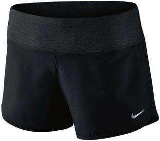 Nike Womens Rival Shorts Black XL Adult