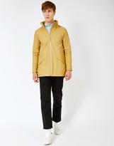 Rains Delta Thermal Jacket Tan
