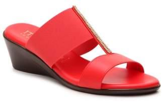 Italian Shoemakers Zoey Wedge Sandal