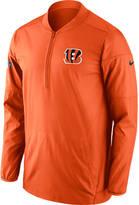 Nike Men's Cincinnati Bengals NFL Lockdown Jacket