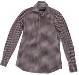 DSQUARED2 Long Sleeve Button-Up Shirt
