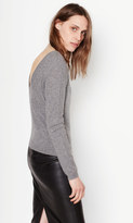 Equipment Calais V-Back Cashmere Sweater