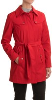 Weatherproof Rain Trench Coat (For Women)