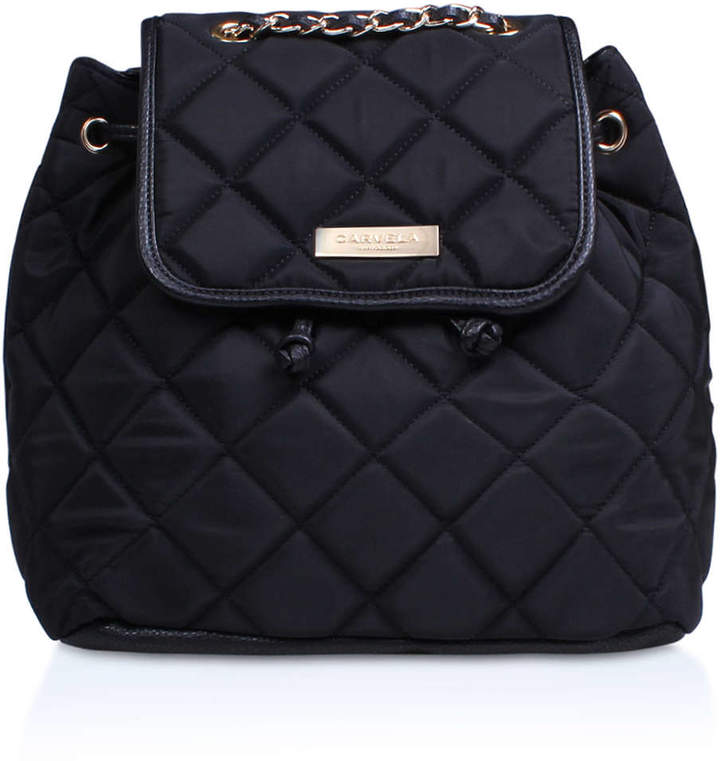 Carvela Rinky Quilted Backpack