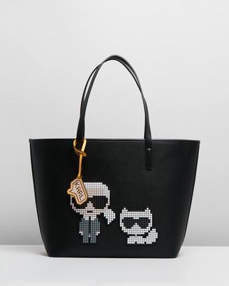 Karl Lagerfeld Paris K/Pixel Choupette Tote