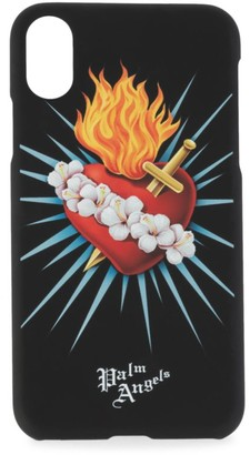 Palm Angels Sacred Heart iPhone XS Max Case