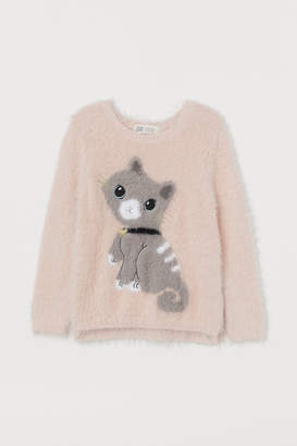 H&M Fluffy Sweater