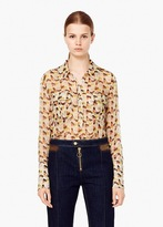 Mango Outlet Premium - Silk Shirt