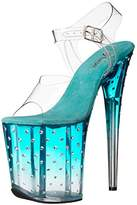Pleaser USA Women's Stdus808t/C/TL-C Platform Dress Sandal