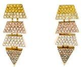 Eddie Borgo Pave Drop Earrings