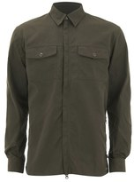 Fjäll Räven Men's G1000 Long Sleeve Shirt - Dark Olive