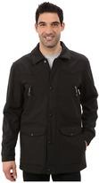 Roper Solid Black Softshell Barn Jacket