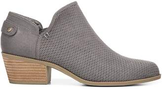 Dr. Scholl's Dr. Scholls Perforated Round Toe Booties
