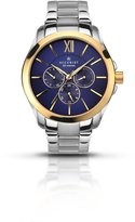 Accurist Men's Quartz Watch Dial Chronograph Stainless Steel Strap 7122