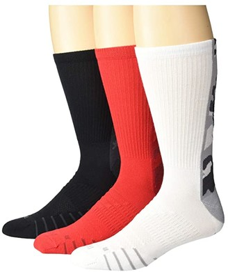 Nike Everyday Max Cushioned Socks 3-Pair Pack (Multicolor 2) Low Cut Socks Shoes