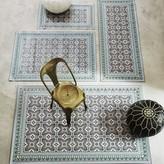 Graham and Green Moroccan Tile Mats