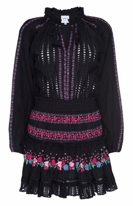 MISA Manuela Mini Dress - S
