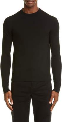 Acne Studios Niale Crewneck Wool Blend Sweater