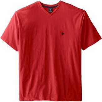 U.S. Polo Assn. Men's Big & Tall V-Neck T-Shirt
