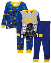 SGI Apparel LEGO Star Wars Cotton PJs - Set of 2 (Little Boys & Big Boys)