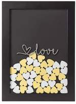 Cathy's Concepts Heart Drop Guestbook