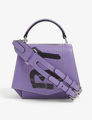 Byredo Blueprint mini leather cross-body bag
