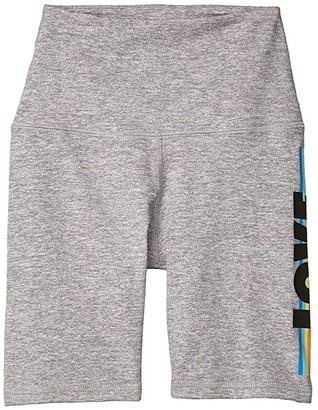 good hYOUman Kaleb Love Shorts (Light Heather Grey) Women's Shorts