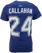 Reebok Men's Short-Sleeve Ryan Callahan Tampa Bay Lightning Player T-Shirt