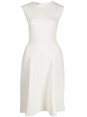 Stella McCartney Sleeveless Flared Dress