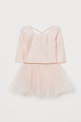 H&M Tulle-skirt dance dress