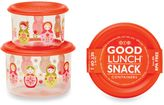 SugarBooger by o.r.e Matryoshka Doll Good Lunch® Snack Containers (Set of 2)