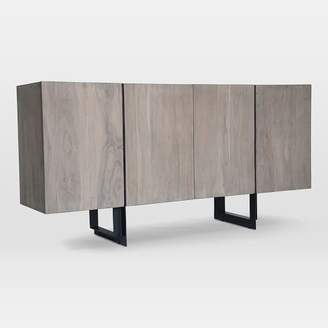 west elm Acacia + Iron Buffet